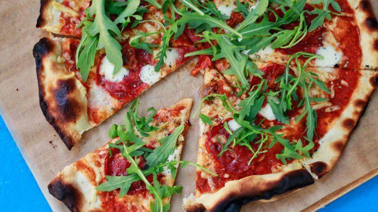 zelf pizza maken