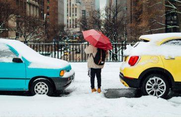 Auto winter tips