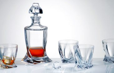 Whiskey drinken