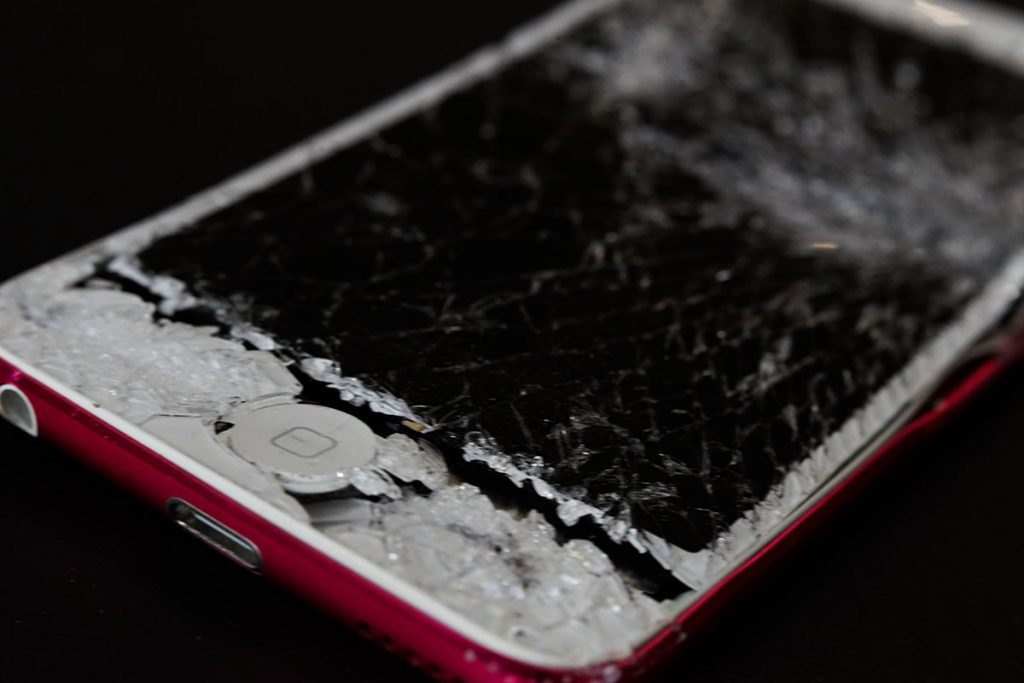 Hoe smartphone zelf repareren?
